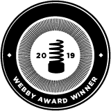 Webby 2019 Winner