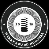 Webby Honoree