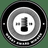 Webby 2019 Winner