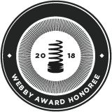 Webby Honoree